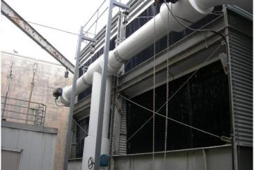 Confidential Client – Cooling Towers 1, 2, 3 & 4 Refurbishment