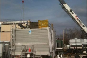 Confidential Client – M4 Cooling Tower Upgrades