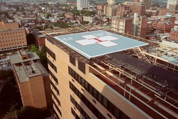 Thomas Jefferson University Hospital – Helipad Replacement